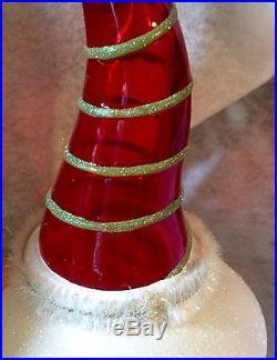 Large Hanging Santa Snowman Christmas Ornament Room Decor Character Member Mark