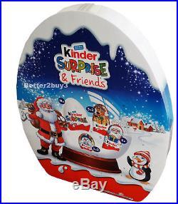 Large Kinder Surprise Eggs & Friends Christmas Advent Calendar 2018