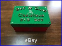 Laser Cut Christmas Eve Box Memory Birthday Box Wood Crafts