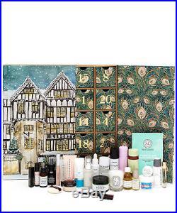 Liberty London Beauty Advent Calendar 2018 unopened BNIB worth over £600