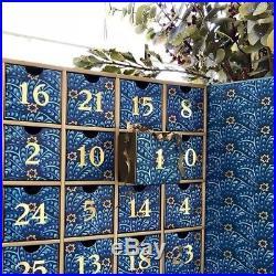 Liberty London Beauty Calendar Christmas Brand New In Box