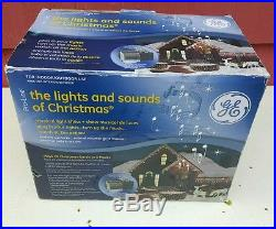 Lights and Sounds of Christmas by GE