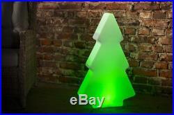 Luminatos 801 LED Leucht Weihnachtsbaum 82cm mit Fernbedienung wasserdicht