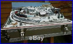 Marklin Briefcase Layout Christmas 2016 By Mountain Lake Model Railways