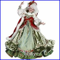 """Mark Roberts 2020 Collection Mrs. Claus Christmas Eve 22.5"""", Figurine"""