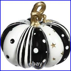 Mark Roberts 2020 Collection Pumpkin Multi 9-Inch Tabletop Piece