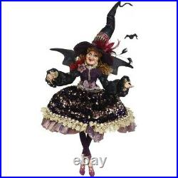 Mark Roberts 2020 Collection Sparkling Witch, Large 23-Inch Figurine