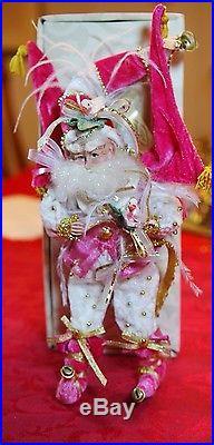 Mark Roberts Spirit of Hope Christmas Fairy Ltd Ed 2007 #2557 51-76234 Figure