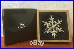 Michael Aram Snowflake Ornament