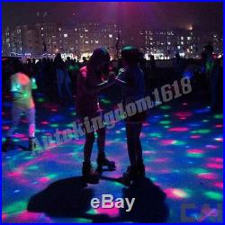 Mini Projector DJ Multi-color Indoor/Outdoor Stage LED Laser Projector Light