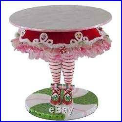 NEW 2018 Katherine's Collection 12 Sweet Christmas Cake Stand 28-828356