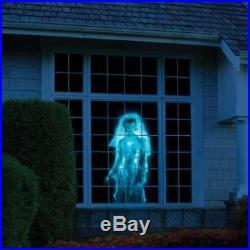 NEW Animated Window Projector Atmos FX Kit Christmas Display + Extra Halloween