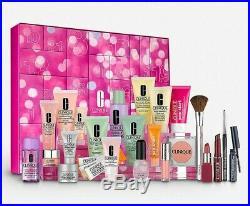NEW CLINIQUE 24 Days of Clinique Beauty Advent Calendar XMAS 2019 Limited Ed
