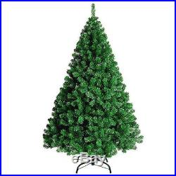 NEW Christmas Tree Large Artificial Realistic Xmas Trees 5ft 6ft 7ft UK SELLER