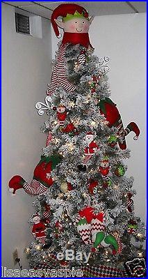 New Complete Christmas Tree Decor Ornaments Set With
