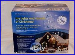 NEW GE The Lights And Sounds Of Christmas a Musical Light Show 20 Songs