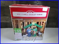NEW Inflatable Nativity Holy Family Scene 7 ft Christmas Yard Decor Outdoor