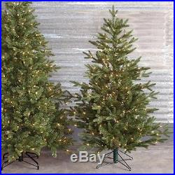 NEW Raz 4.5′ Pre Lit Clear Lights Artificial Christmas Tree M3647000