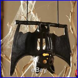 NWOT Pottery Barn HANGING BAT VOTIVE candle HOLDER HALLOWEEN Walking Dead