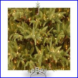 National Tree 7.5 Foot Feel Real Frasier Grande Tree with 1000 Clear Lights