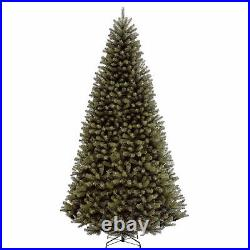 National Tree Company North Valley Spruce 9 Foot Unlit Christmas Tree (Open Box)