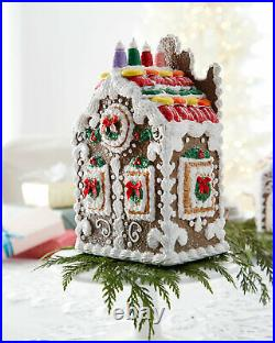 Neiman Marcuw NIB Sweet Savannah Dutch Village 3 Gingerbread House ($295) withtax