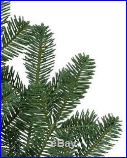 New Balsam Hill BALSAM FIR Tree 6.5 ft Clear Incandescent