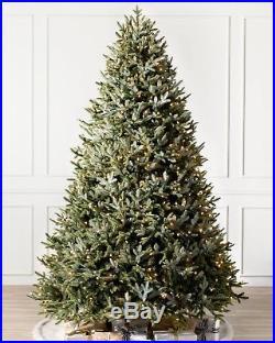 New Balsam Hill BH Fraser Fir Tree 6.5 ft Multi LED
