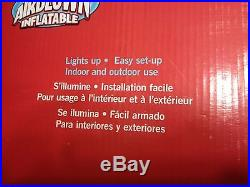 New Christmas Gemmy 6' Airblown/Inflatable LED Dachshund Yard Decoration