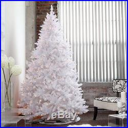 New Finley Home Winter Park 7.5 Pre-Lit Clear Light Christmas Tree