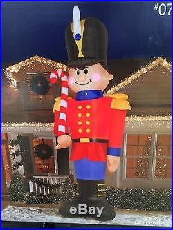 New Gemmy 16 Ft Christmas Colossal Toy Soldier Airblown Inflatable Yard Decor