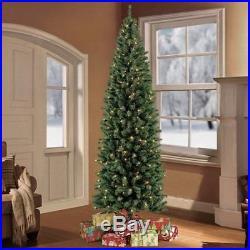 New Puleo Tree Company 7.5 Pre Lit Northern Fir Christmas Tree