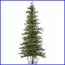 New Vickerman A101866LED 6′ Shawnee Fir Alpine Christmas Tree LED Warm Whtie