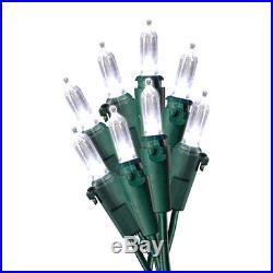 Noma/Inliten-Import 40814-88A Christmas LED Light Set, Mini, Cool White, 200-Ct