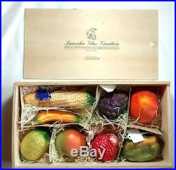 Nordstrom Lauscha Glas Creation Christbaumschmuck Christmas Ornaments Germany