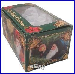 Old World Christmas Casino Slot Machine Ornament 44038 Las Vegas New FREE BOX