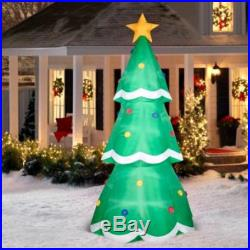 Outdoor Christmas Tree Inflatables Decorations Holiday Decor Xmas Displays 10ft