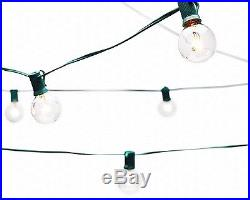 Party String Lights Clear Bulbs Decoration Wedding Events Outdoor Home Hanging