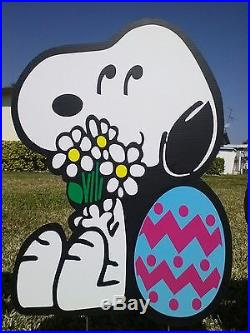 Peanuts outdoor Easter SUPER COMBO Christmas valentine's decorations
