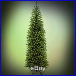 Perfect Christmas Tree kingswood Pencil Artificial Holiday 7,5-Feet Decor Xmas