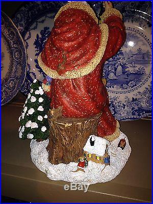 Pipka Large Santa S List 447 Christmas Decor World