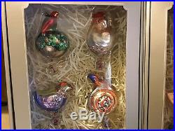 Pottery Barn 12 DAYS OF CHRISTMAS ORNAMENT SET-NEW IN GIFT ...