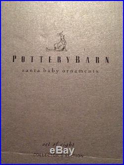 Pottery Barn Santa Baby Limited Edition