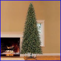 Pre-Lit 12' Ellsworth Fir Christmas Tree Plug in and Glow 12 Ft Tall