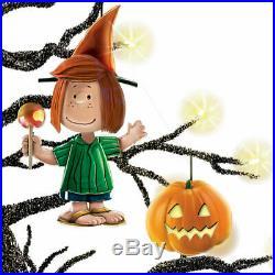 Pumpkin Great Peanuts Halloween Tree Snoopy Charlie Brown Linus Woodstock Figure