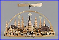 Pyramide Weihnachtsberg Erzgebirge