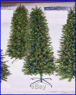 Regency 7.5 ft x 41 Trim Belgium Artificial Christmas Tree Multi Color Lights