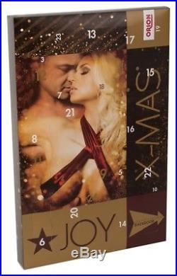Riesen Erotik-Adventskalender mit Hintertürchen 2017 Für Paare