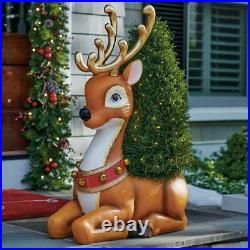 Riley Reindeer Planter