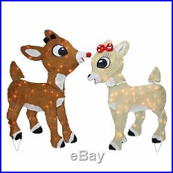 Rudolph The Red Nosed Reindeer 32 Clarice Outdoor Christmas Decor